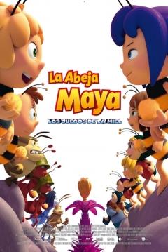 Poster La Abeja Maya: Los Juegos de la Miel
