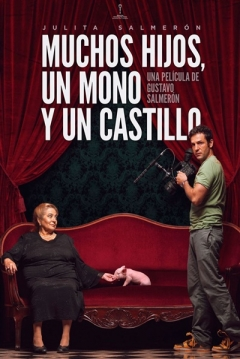 Poster Muchos Hijos, Un Mono y Un Castillo