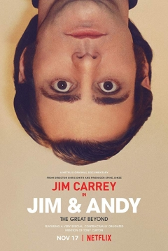 Poster Jim y Andy