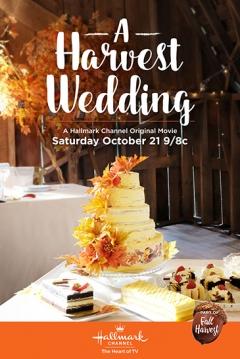 Poster A Harvest Wedding