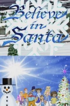 Poster Rapsittie Street Kids: Believe In Santa
