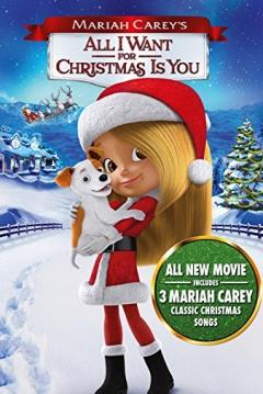 Poster Mariah Carey Presenta: La Primera Navidad de Mariah y Jack