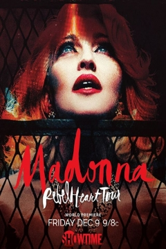 Poster Madonna: Rebel Heart Tour
