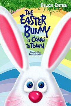 Poster The Easter Bunny Is Comin' To Town