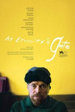 trailer de At Eternity's Gate