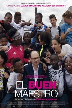 Poster El Buen Maestro