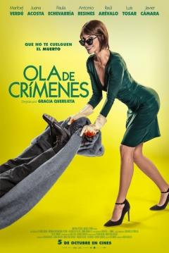 Poster Ola De Crímenes