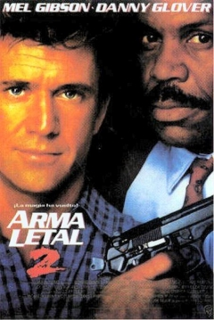 Poster Arma Letal 2