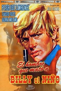 Poster El Hombre que Mató a Billy El Niño