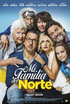 Poster Mi Familia del Norte