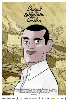 trailer de Buñuel en el Laberinto de las Tortugas (Buñuel in the Labyrinth of the Turtles)