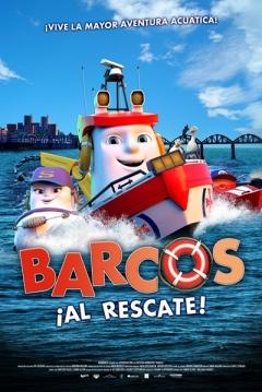 trailer de Barcos: ¡Al Rescate!