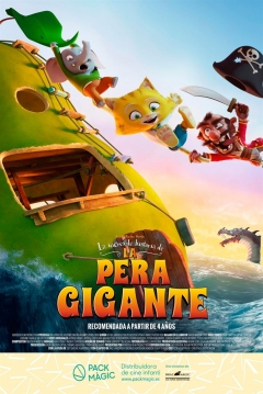 trailer de La Increíble Historia de la Pera Gigante