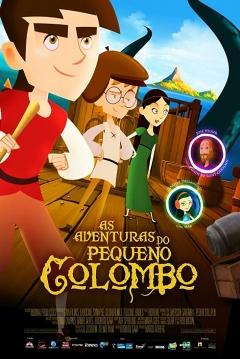 trailer de Las Aventuras del Pequeño Colon