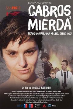 trailer de Cabros De Mierda