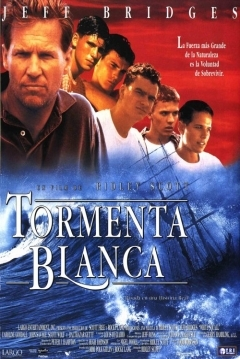 Poster Tormenta Blanca