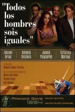 Poster Todos los Hombres Sois Iguales
