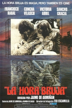 Poster La Hora Bruja