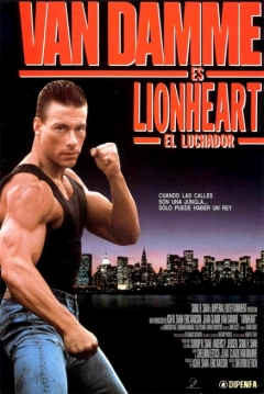 Poster Lionheart: El Luchador