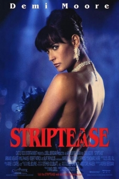 Poster Striptease