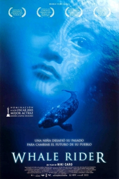 Poster Whale Rider