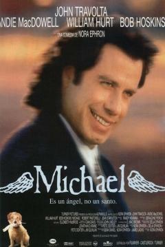 Película: Michael (1996) - Tan Sólo un Angel