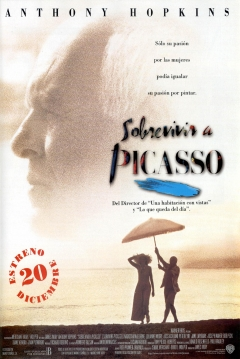 Poster Sobrevivir a Picasso