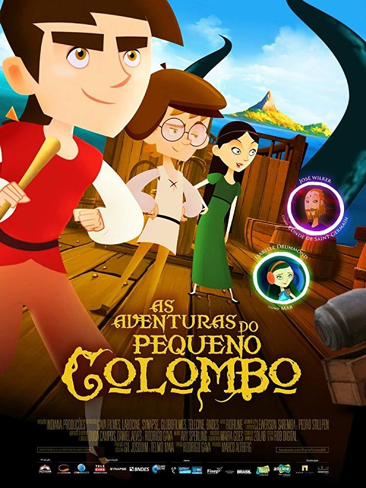 Película: Las Aventuras del Pequeño Colon (2016) - As Aventuras Do ...