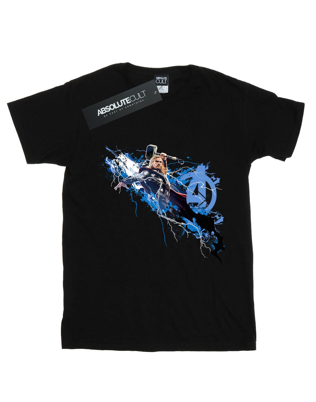 Ragazzi Marvel Avengers Thor Splash T-shirt
