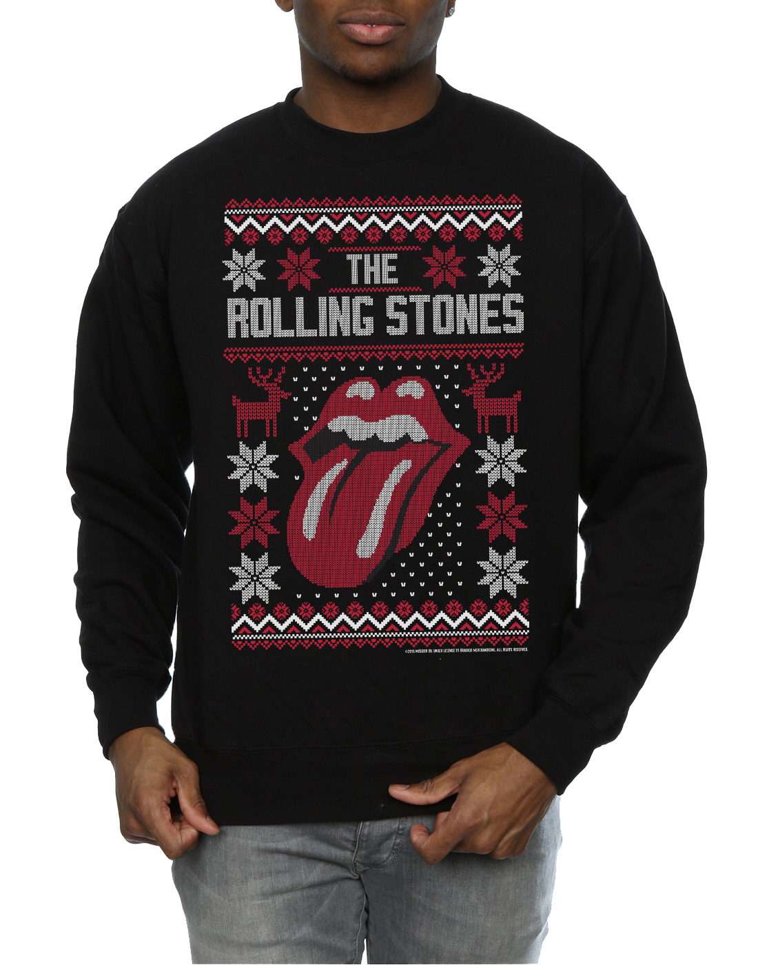 MADEWORN ROCK Rolling Stones Sweatshirt at nazhatie-skachat.gq - FASTEST FREE SHIPPING WORLDWIDE. Buy MADEWORN ROCK Online.