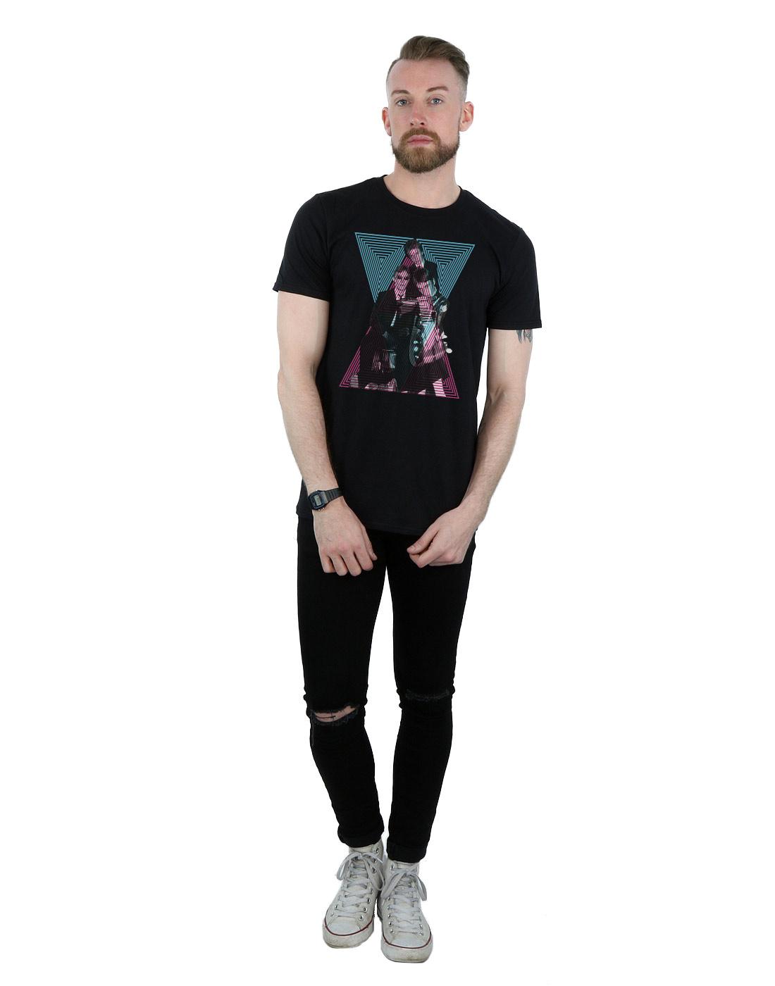 Paul Weller Men/'s Sights Photo T-Shirt