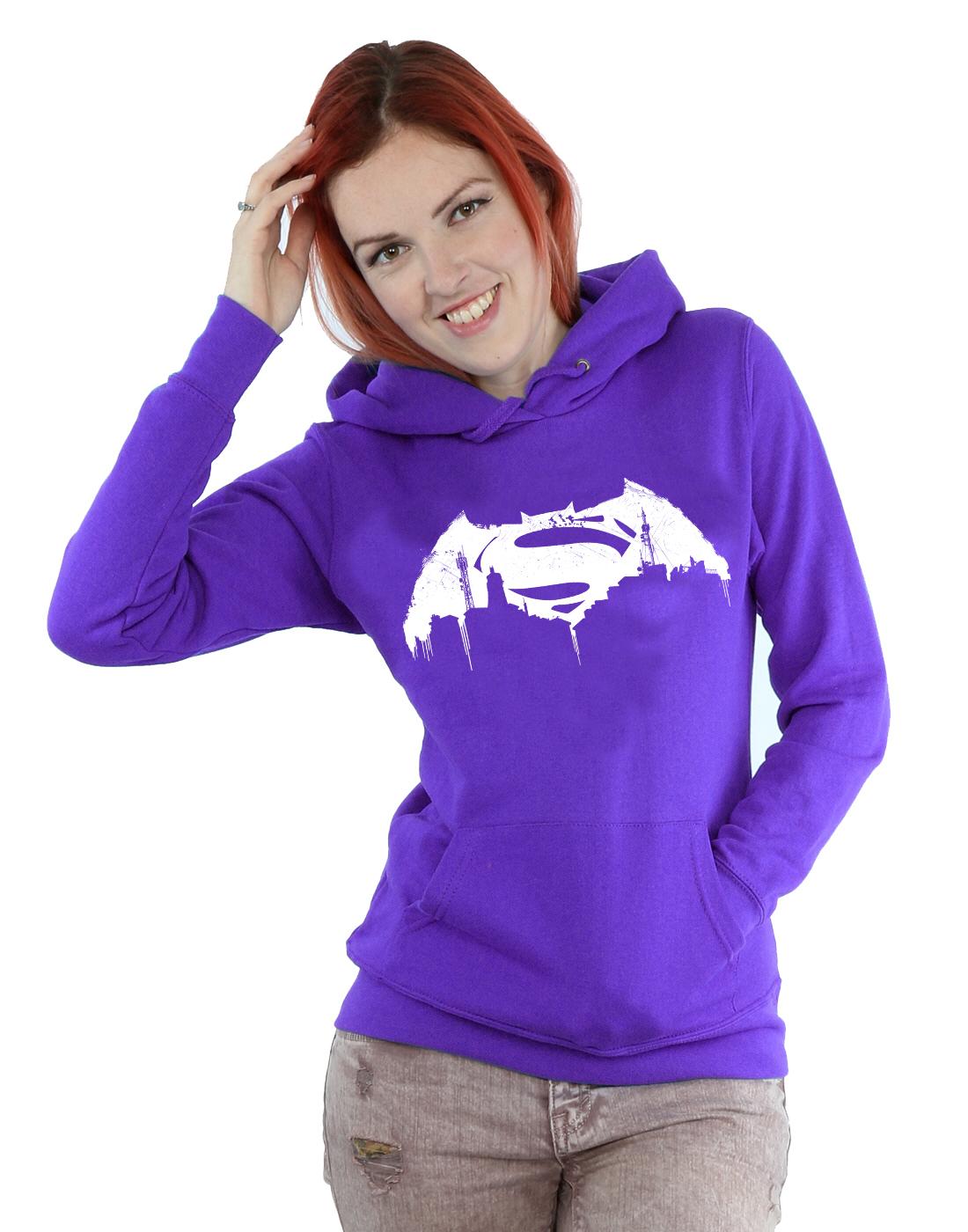 Batman hoodie women