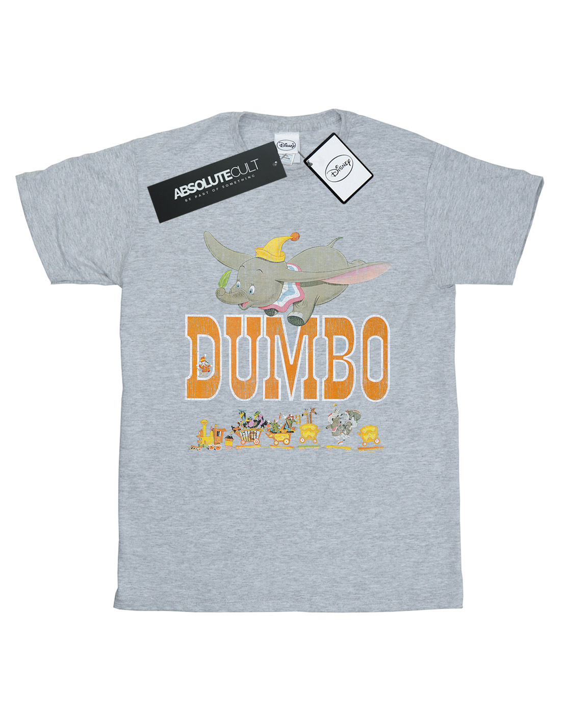 Disney Girls Dumbo The One And Only T-Shirt