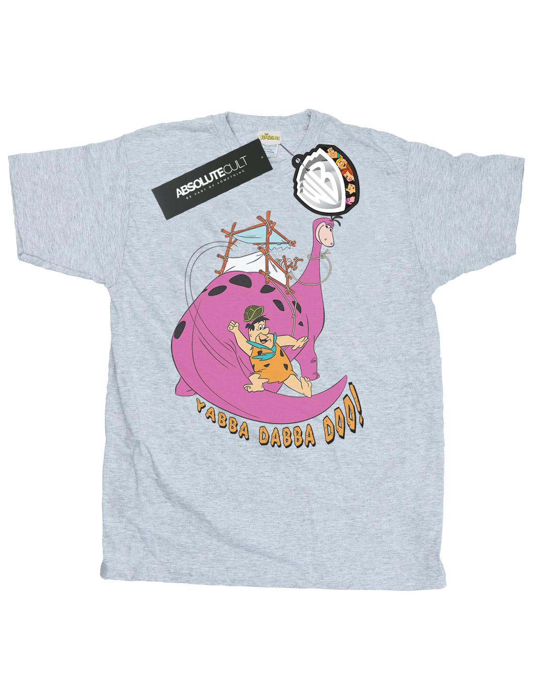 Los Picapiedras Para hombre YABBA DABBA DOO T-Shirt