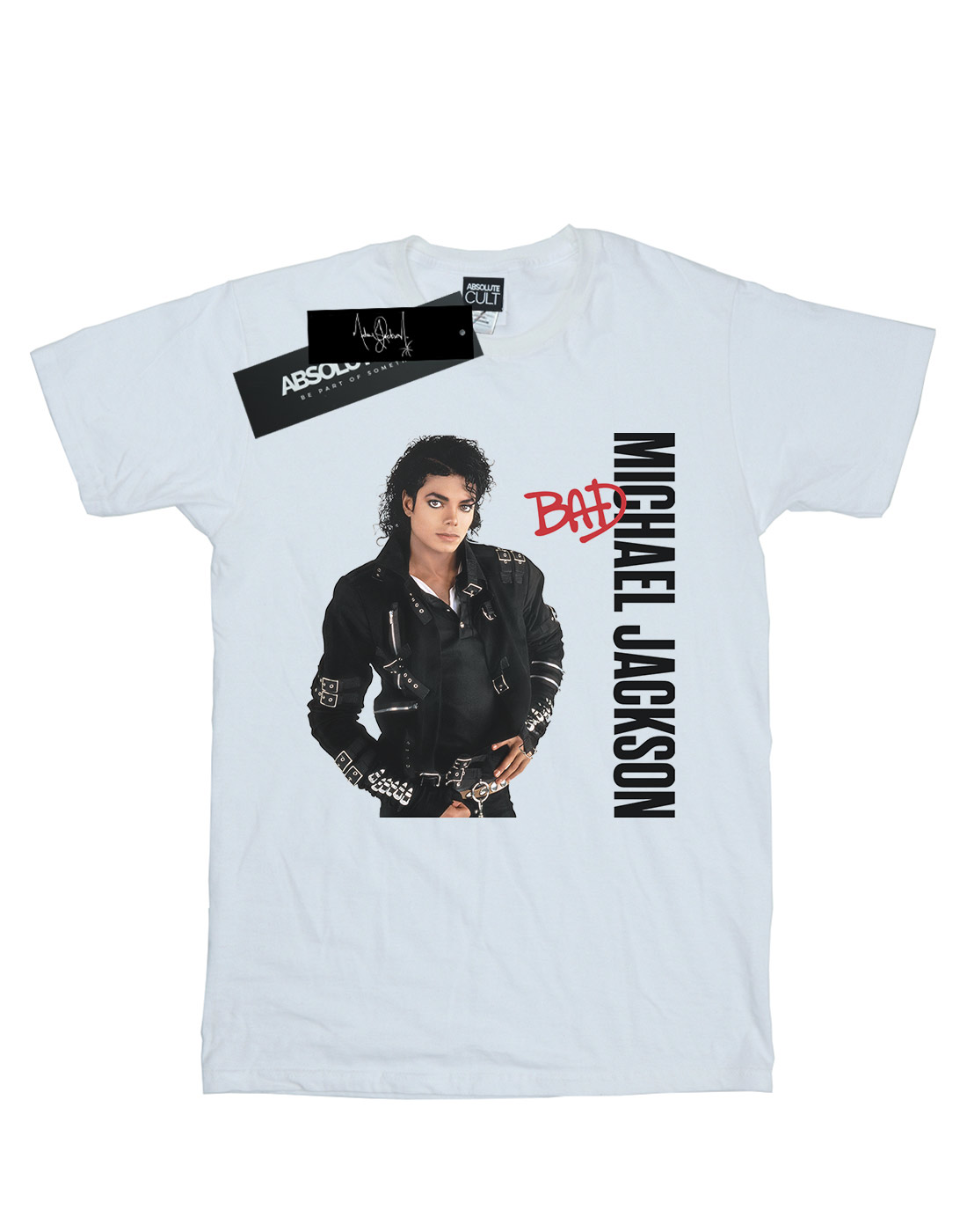 Michael Jackson Girls Bad Pose T-Shirt