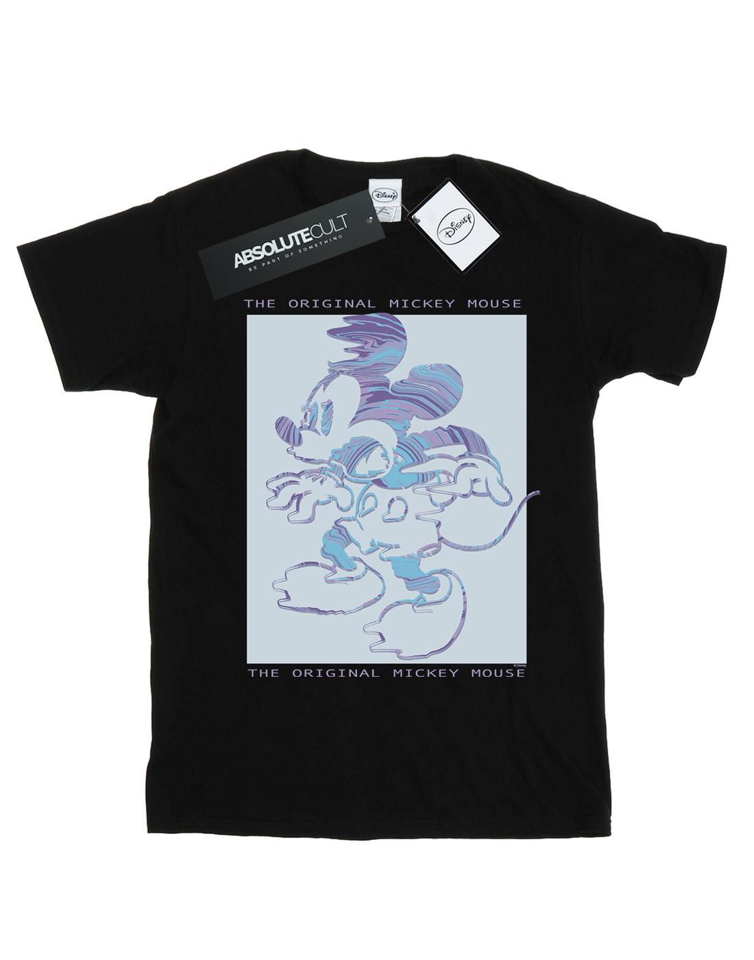 Disney Women/'s The Original Mickey Mouse Boyfriend Fit T-Shirt