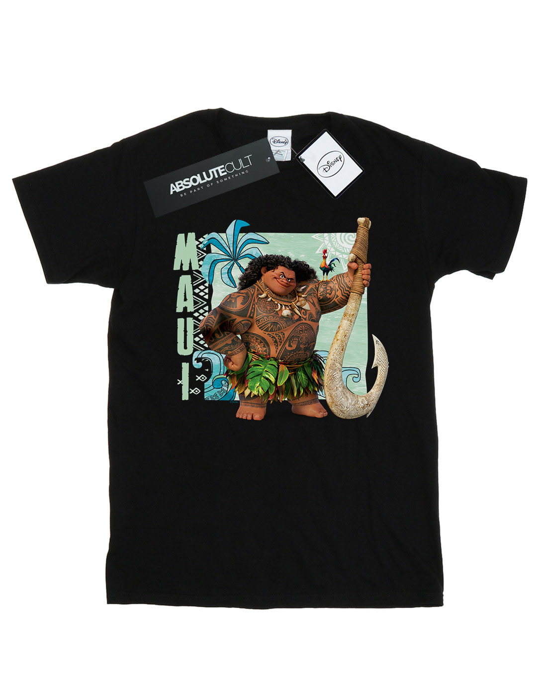 Disney Men/'s Moana Maui T-Shirt
