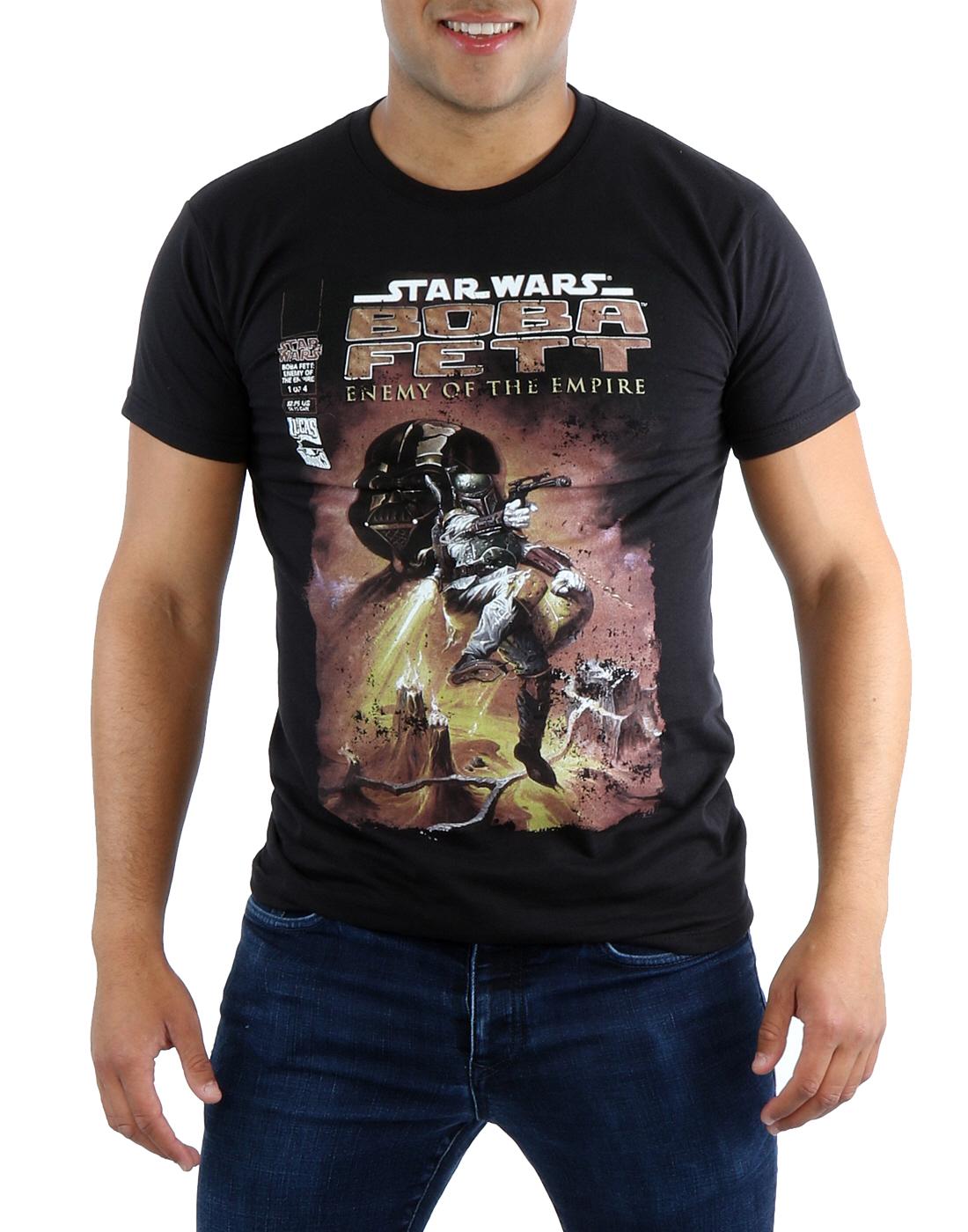 New Men 39 S Official Star Wars T Shirt