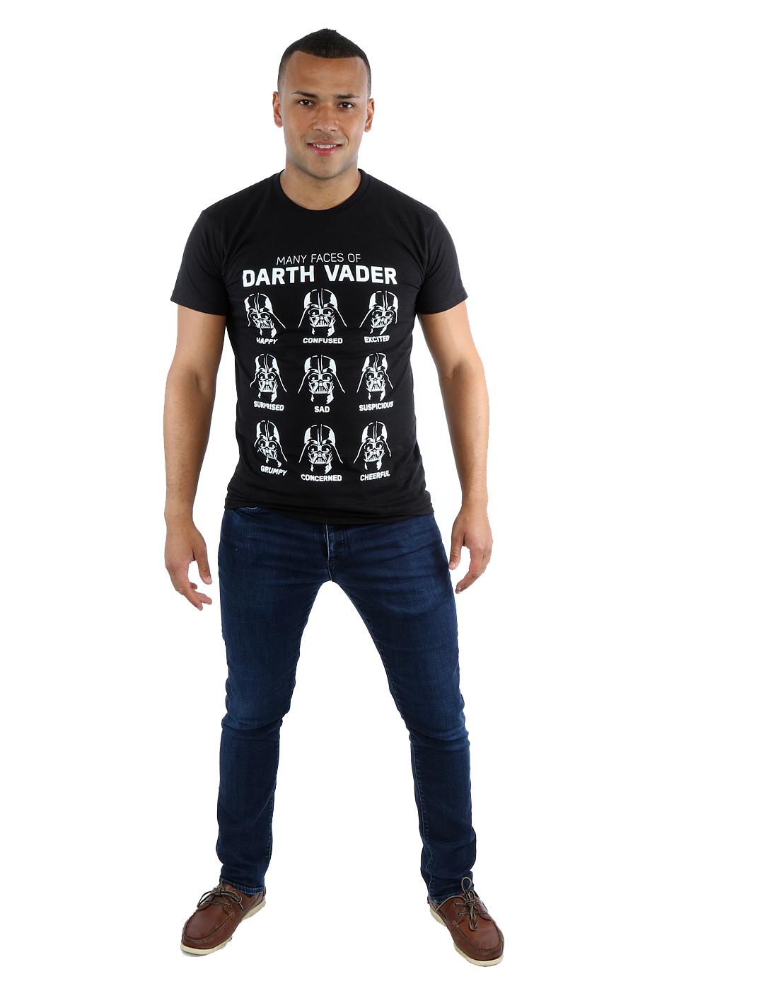 New Men 39 S Official Star Wars T Shirt Ebay