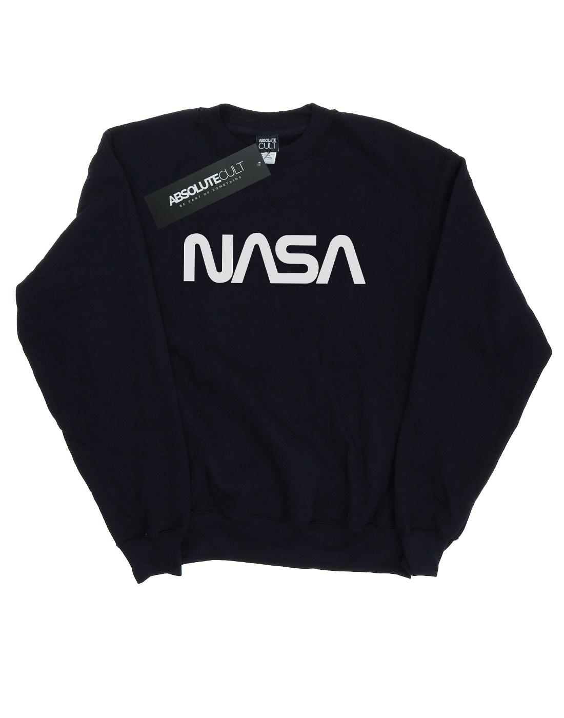 La NASA femme moderne Logo Sweat