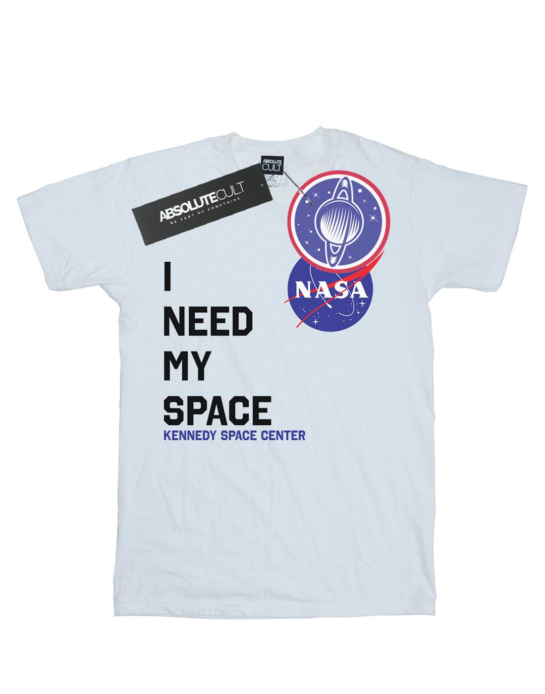 NASA para hombre necesito mi espacio t-shirt