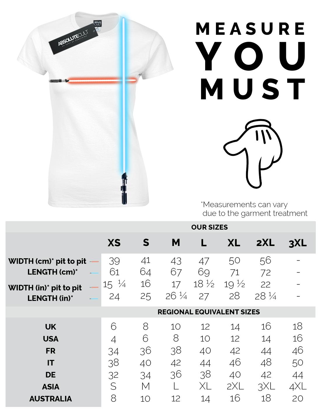 STAR Wars Donna gli ultimi Jedi kylo REN spazzolato T-shirt