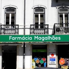 Rua da Palma Farmacia Magalhaes 15