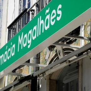 Rua da Palma Farmacia Magalhaes 13