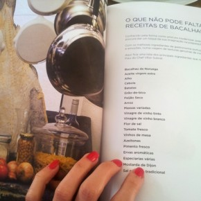 A receitas de bacalhau Vitor Sobral 24