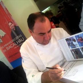 A receitas de bacalhau Vitor Sobral 16