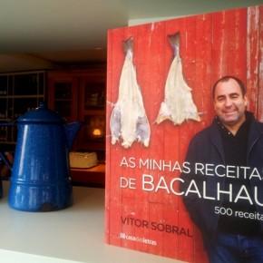 A receitas de bacalhau Vitor Sobral 01