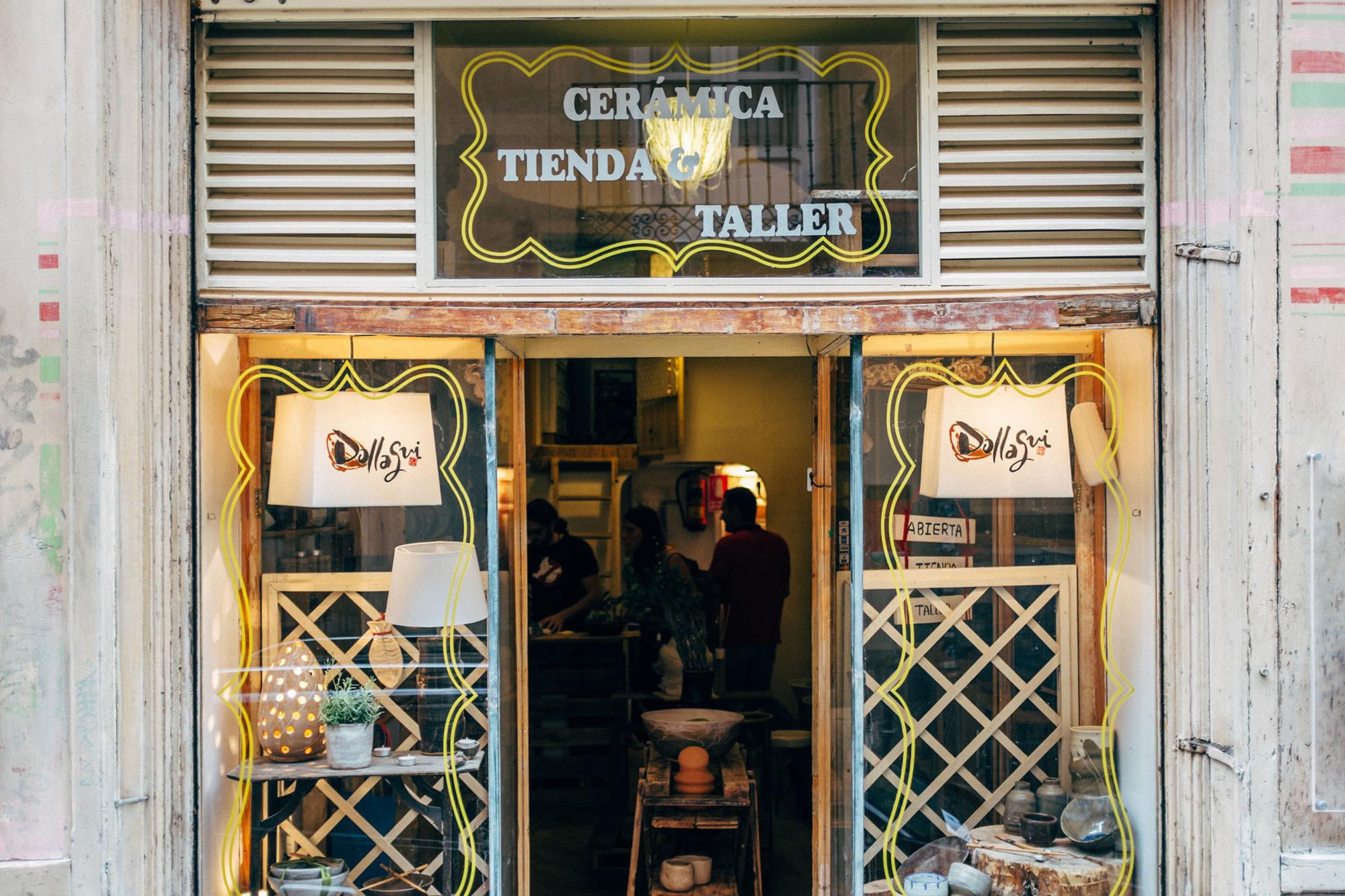 Tiendas de ceramica en madrid en tienda uac valencia uac for Curso de ceramica madrid