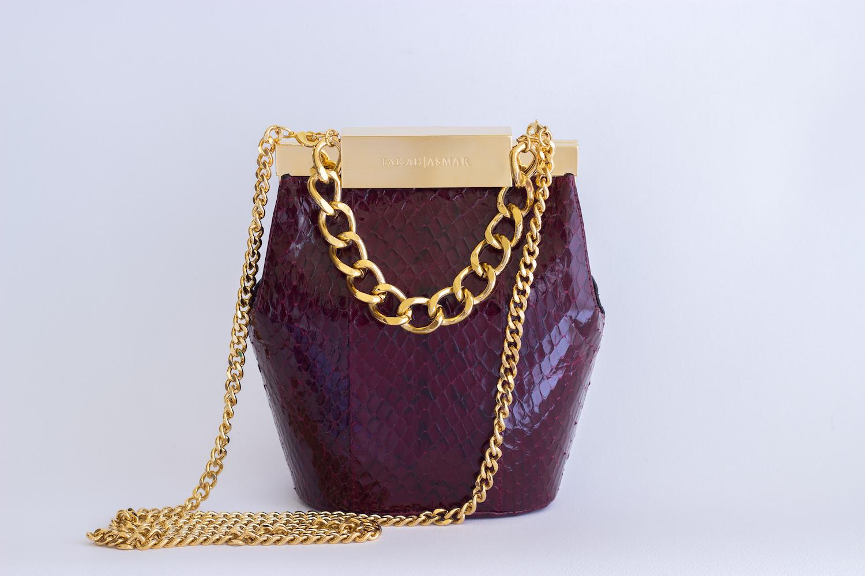 Handbag by Farah Asmar