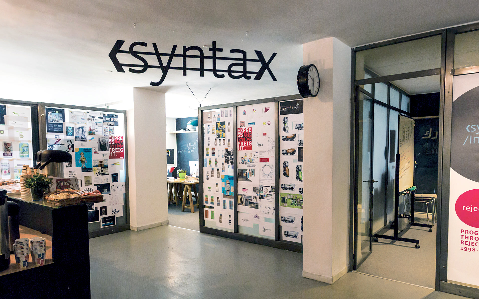 The Syntax Office